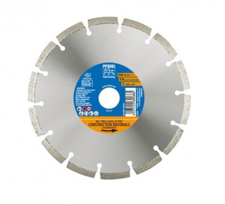 Disc de debitat diamantat DS 178 x 2,4 x 22,23 PSF